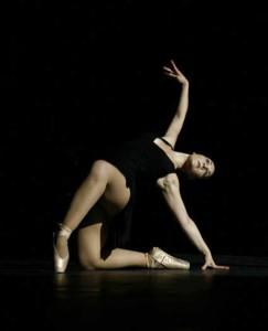 Mouvement développé bras élève Temps Danse Asnières chorégraphie danse classique