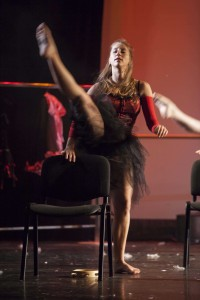 Elève Temps Danse Asnières fan kick chorégraphie danse modern jazz