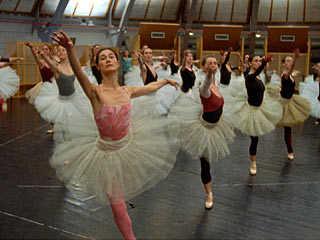 Répétition à l'Opéra