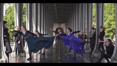 Clip 2017 Temps Danse Asnières